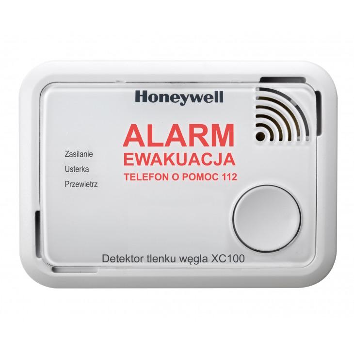 Detektor tlenku węgla Honeywell XC100